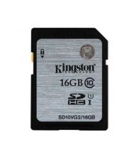 MEMORIE SD KINGSTON  SD10/16GB CLASS 10 SD10VG2/16GB