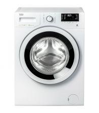 Masina de spalat rufe Slim Beko WKY61033PTLYB3, 6 kg, 1000 RPM, Clasa A+++, Mini LCD, Alb