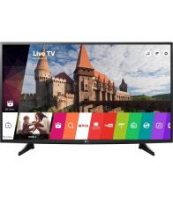 Televizor LG 49LH590V, Smart TV LED, 124 cm, Full HD