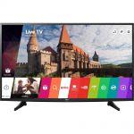 Televizor LG 49LH590V, Smart TV LED, 124 cm, Full HD