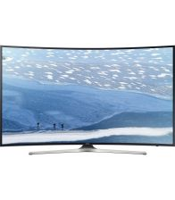 Televizor LED Curbat Smart SAMSUNG 40KU6172, 101 cm, 4K Ultra HD