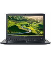 Laptop ACER ASPIRE E5-575-33P6, Procesor Intel® Core™ i3-6006U, 8GB DDR4, 128GB SSD, GMA HD 520, Linux, Black
