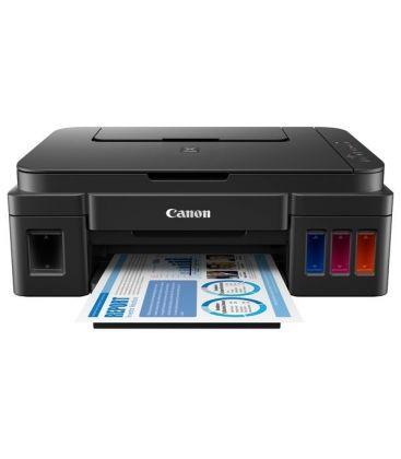 Imprimanta multifunctional jet CANON PIXMA G2400 A4 CISS NEGRU