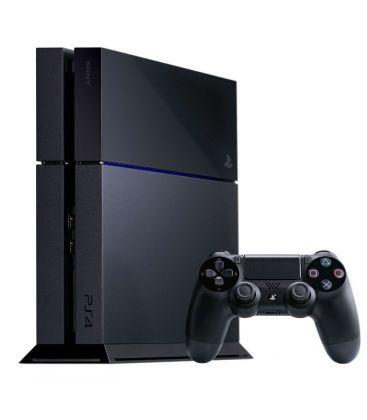 Consola Sony Playstation 4, 500 gb, Neagra, CUH-1216A
