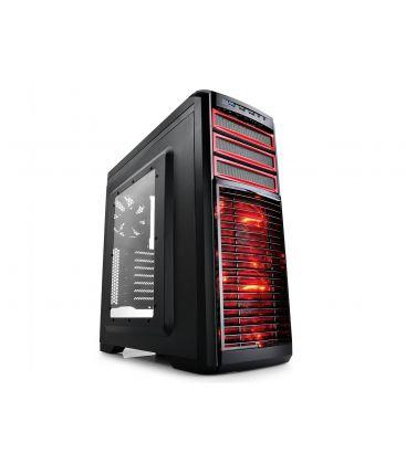 Sistem de gaming TONIS PLAY, Procesor Intel® Core™ i5-4460 3.2 GHz, 8 GB, SSD 128 GB, GTX 1050 2GB DDR5