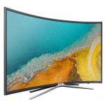 Televizor LED Curbat Smart SAMSUNG 49K6372, 123 cm, Full HD, Negru