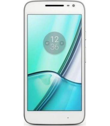 Telefon mobil LENOVO Moto G4 Play, 16GB, Dual Sim, 4G, Alb