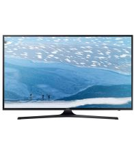 Televizor LED Smart SAMSUNG 50KU6072, 125 cm, 4K Ultra HD, Negru