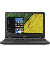 "Laptop ACER Aspire ES1-332-C42U, Intel® Celeron® N3450 1.10 GHz, 13.3"", 4GB, 64GB eMMC, Intel HD Graphics 500, Windows 10, Negru"
