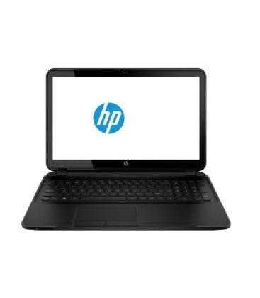 Laptop HP 250 F0Y81EA, Intel Dual Core 2.0 GHz,4 GB, 500 GB, Intel HD Graphics, Negru + GEANTA LAPTOP